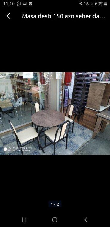 деревянный стол на кухню в Азербайджан: СТОЛ КАМПЛЕКТ ДЛЯ САДА И КАФЕ С ДОСТАВКОЙ В АДРЕС