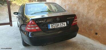 Mercedes-Benz C 180 1.8 l. 2004 | 145000 km