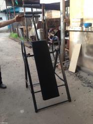 Инверсионный стол для лечения грыжи, в Лебединовка