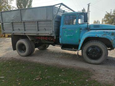 гостиница кара балта in Кыргызстан | КОРОВЫ, БЫКИ: Продаю Зил 130год 1988Газ метан 6 тарпеда 300л.цена