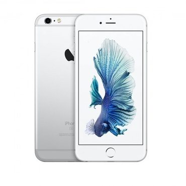 Apple iPhone 6s 16Gb Silver в Каракол