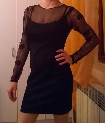 Prelepa haljina, kao nova, nosena jednom. Velicina M. - Bor
