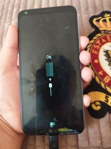 Продаю LG Q6+ сломан сенсор стоит починить  Реальному клиенту уступлю