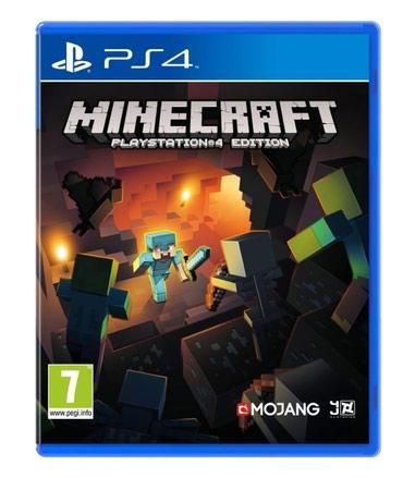 Bakı şəhərində Ps4 ucun minecraft playstation 4 edition oyunu bagli upokovkada