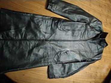 Коженная куртка. Размер XL. В хорошем состоянии. Торг возможен в Бишкек