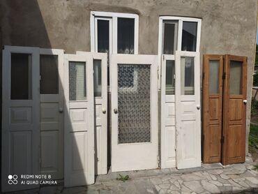 Materijali za izgradnju i popravke - Srbija: Деревянные двери двойные Все за 2000