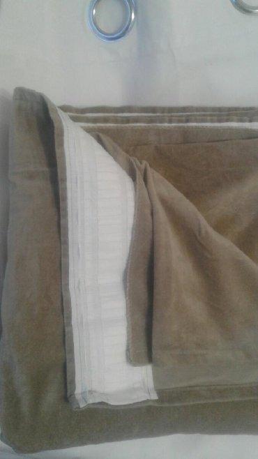 produkcii ikea в Кыргызстан: Шторы бархатные от IKEA  4шт состояние идеальное