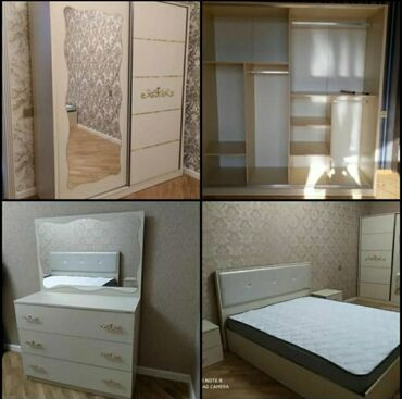 гарнитур для спальни в Азербайджан: Yataq desti 800azn