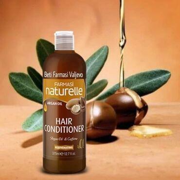 Uskoro!!!Šampon iz linije NaturelleArgan - Marokansko zlato za sve