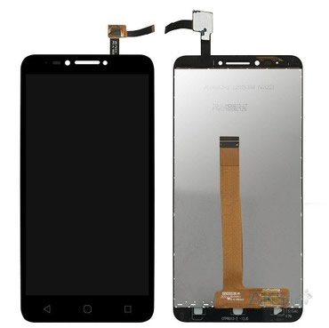Lcd alcatel 6042 black - Bakı