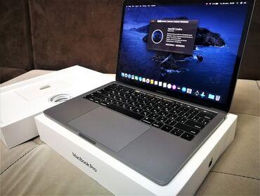 touch 6 в Кыргызстан: MacBook Pro Retina 13 2019 Touch Bar    (Intel Core i5-8257U (1,4-3,9