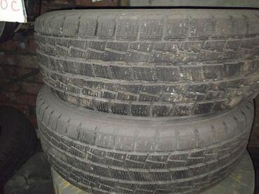 225 65 17 зимние шины в Кыргызстан: Продаю комплект (4шт) шин 225/65/17 в отличном состоянии. Г. Бишкек