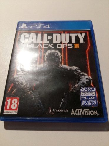 Call of Duty Black Ops 3 PS4 - Belgrade
