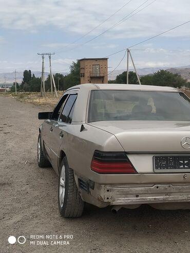 Mercedes-Benz в Токмак: Mercedes-Benz W124 2 л. 1991