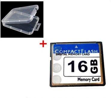 продаю разные фото мелочи. флеш карта compact flash 16 гб в Бишкек