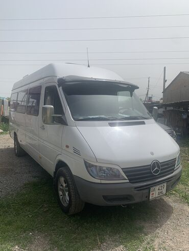 Mercedes-Benz Sprinter 2.2 л. 2000