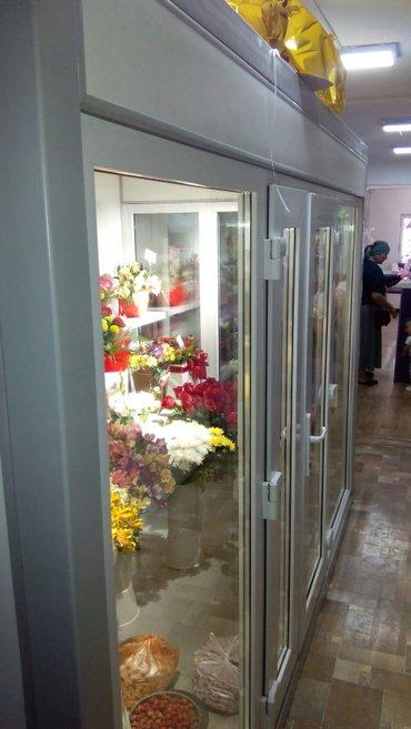 Холодильная камера для цветов - для в Лебединовка