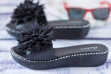 Papuce - Srbija: Ženske papuče, cena: 950 dinaraDostupne u veličinama: 36-41Isporuka