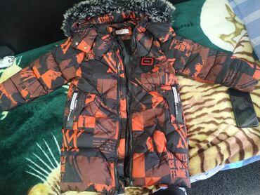 Продам куртку на мальчика до 8 лет зимняя