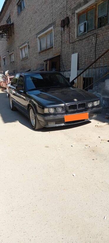 Транспорт - Юрьевка: BMW 525 2.5 л. 1994 | 123456 км