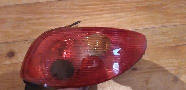 Stop svetla Peugeot 206 - Nova Pazova