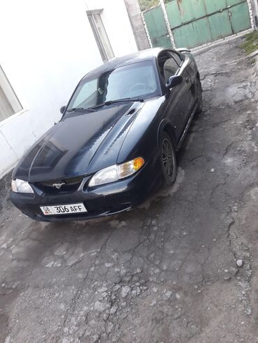 Ford - Кыргызстан: Ford Mustang 4 л. 1997   128748 км