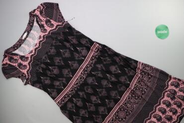 Жіноча сукня з принтом р. XXL    Довжина: 123 см Ширина плечей: 41 см