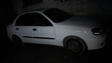 дэу ланос в отличном состоянии. мотор и коробка в хорошем состоянии. р в Джалал-Абад