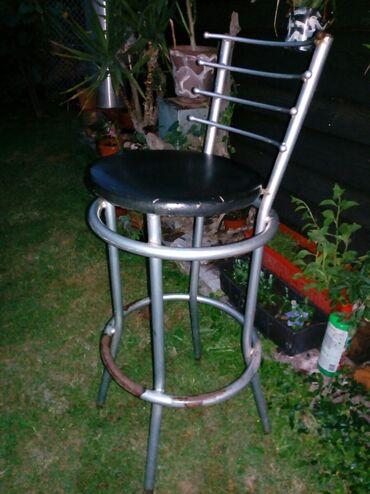 Barska stolica - Srbija: Barske stolice 4komada cena po komadu je 2000
