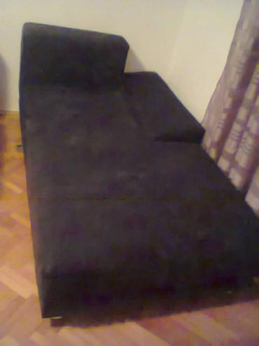 Krevet lenjivac - kauč          Prodajem ležaj lenjivac 180 x110 cm - Belgrade