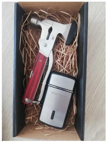 Вооружён и гладкий Подарки для мужчин Мини бритва Мультитул  В подароч