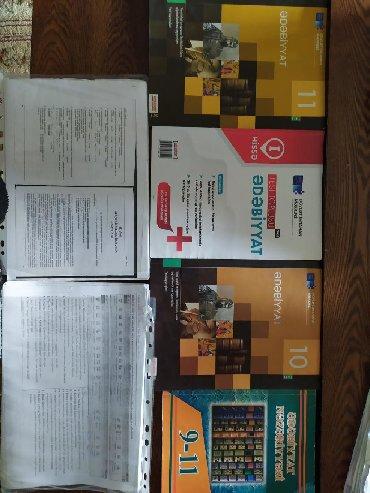 mektebe qeder hazirliq - Azərbaycan: Edebiyyat test toplusu 4azn.edebiyyat 10cu sinif 4azn,edebiyyat 9-11ci