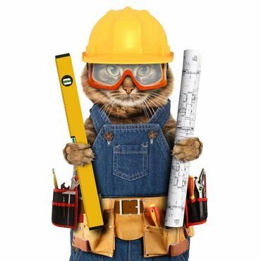 Работа - Садовое (ГЭС-3): Выполняем косметический ремонт :::подъездов, складских помещений