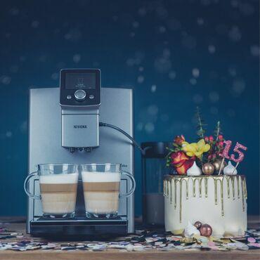 Техника для кухни - Кыргызстан: Автоматическая кофемашина для дома и офиса.  Кофемашина NICR 821 Произ