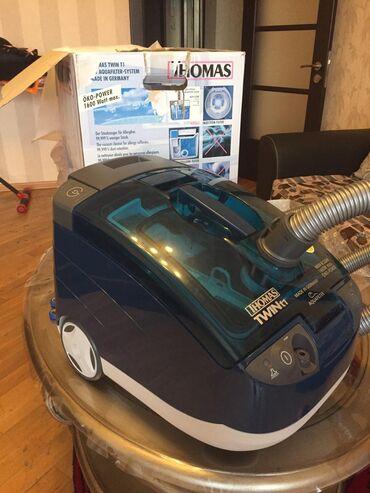 THOMAS TWIN T1 AQUAFILTER MADE IN GERMANY пылесос с аквафильтром