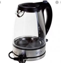 Электрочайники - Кыргызстан: Чайник Sinbo SK-2393Тип: электрочайник; Объем (л): 1.7; Потребляемая