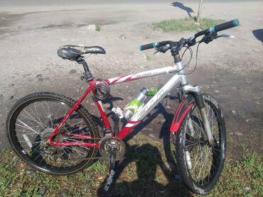 прицеп для велосипеда в Кыргызстан: Фирменный велосипед fuji nevada алюминовый рама 19 колеса 26
