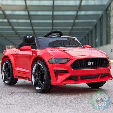 детские вещи маленькие в Азербайджан: Modern dizaynı ilə daim seçilən Ford Mustang modeli övladınıza