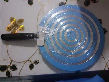 Kuća i bašta - Borca: Olaksajte sebi pravljenje palacinka.Ravan tiganj za palacinke 28 cm