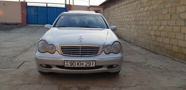 c-200 - Azərbaycan: Mercedes-Benz C 270 2.7 l. 2001