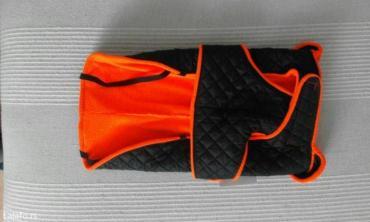 """""""kiko"""" jakna za psa,velicina s. Duzina ledja 35 cm,obim stomaka je pod - Novi Sad"""