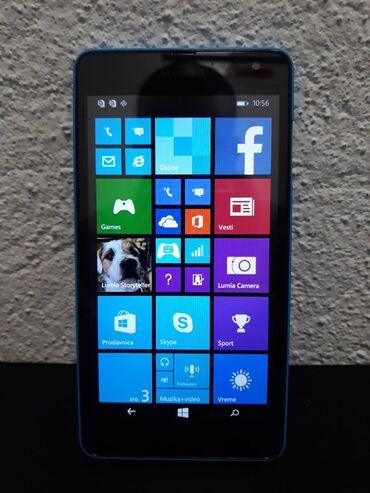 Microsoft   Srbija: Nokia Lumia 535 DS.Aparat je kao nov, što se vidi,moguć je i neki dogo