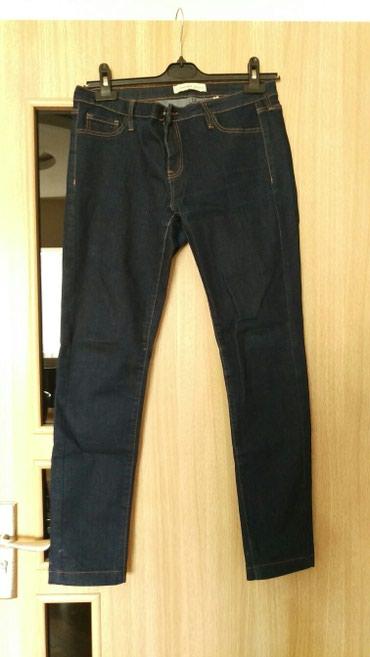 женские летние джинсы в Азербайджан: Джинсы женские mango почти новые размер 40