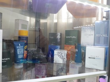 Есть в наличии мужские ароматы орифлэйм. все новое , оригинал. в Бишкек