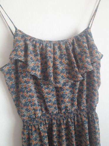 Haljine | Negotin: Zara cvetna haljinica, veličina xs, kao nova bez oštećenja