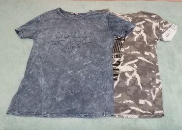 Marvel strip majica - Srbija: Prodajem 2 muške majice Veličina sive majice: XLVeličina