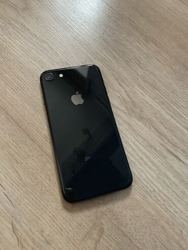 Б/У iPhone 8 256 ГБ Черный (Jet Black)