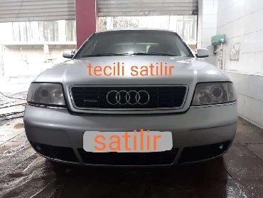 audi a6 2 7 tdi - Azərbaycan: Audi A6 2000 | 250 km