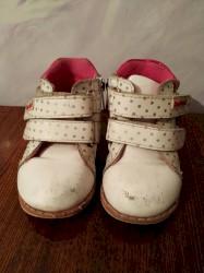 белые ботинки в Кыргызстан: Ботинки для девочки от 1 года до 2-х. ортопедические
