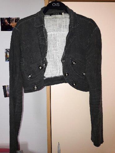 Bolero-jaknica - Srbija: Kratka bolero jaknica/sako. Ima sitne sljokice. Velicina L